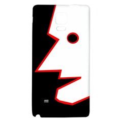 Man Galaxy Note 4 Back Case