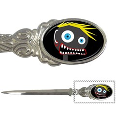 Crazy man Letter Openers