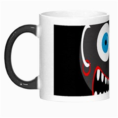 Crazy man Morph Mugs