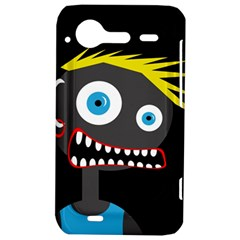 Crazy man HTC Incredible S Hardshell Case