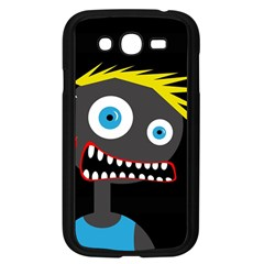Crazy man Samsung Galaxy Grand DUOS I9082 Case (Black)