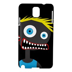Crazy man Samsung Galaxy Note 3 N9005 Hardshell Case