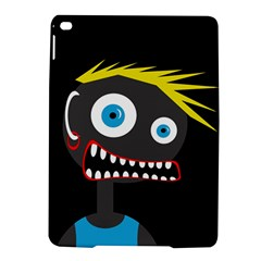 Crazy man iPad Air 2 Hardshell Cases