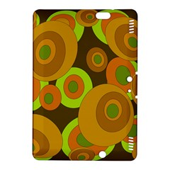 Brown pattern Kindle Fire HDX 8.9  Hardshell Case