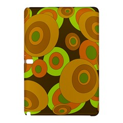 Brown pattern Samsung Galaxy Tab Pro 12.2 Hardshell Case