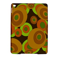 Brown pattern iPad Air 2 Hardshell Cases