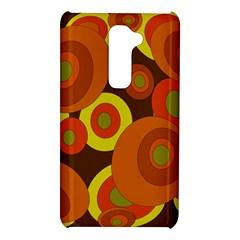 Orange pattern LG G2