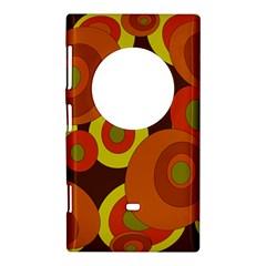Orange pattern Nokia Lumia 1020