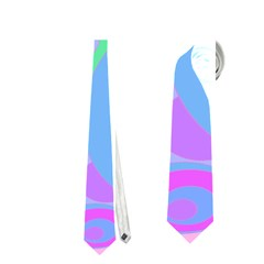 Pink pattern Neckties (Two Side)