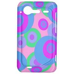 Pink pattern HTC Incredible S Hardshell Case