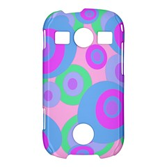 Pink pattern Samsung Galaxy S7710 Xcover 2 Hardshell Case