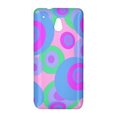 Pink pattern HTC One Mini (601e) M4 Hardshell Case