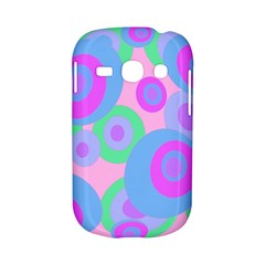 Pink pattern Samsung Galaxy S6810 Hardshell Case