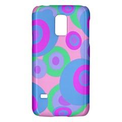 Pink pattern Galaxy S5 Mini