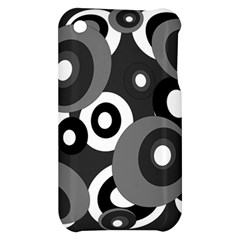 Gray pattern Apple iPhone 3G/3GS Hardshell Case