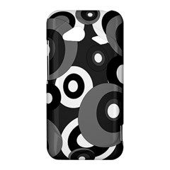Gray pattern HTC Droid Incredible 4G LTE Hardshell Case