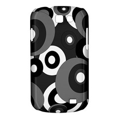 Gray pattern Samsung Galaxy Express I8730 Hardshell Case