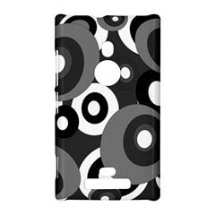 Gray pattern Nokia Lumia 925
