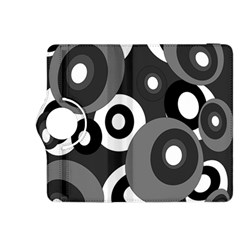 Gray pattern Kindle Fire HDX 8.9  Flip 360 Case