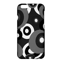 Gray pattern Apple iPhone 6 Plus/6S Plus Hardshell Case