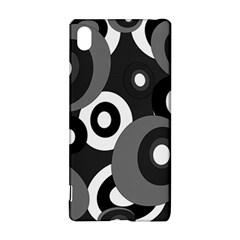 Gray pattern Sony Xperia Z3+
