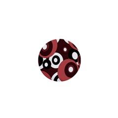 Decorative pattern 1  Mini Magnets