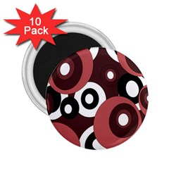 Decorative pattern 2.25  Magnets (10 pack)