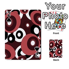 Decorative pattern Playing Cards 54 Designs