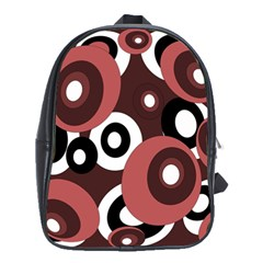 Decorative pattern School Bags(Large)