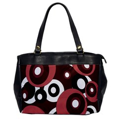 Decorative pattern Office Handbags