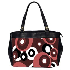 Decorative pattern Office Handbags (2 Sides)