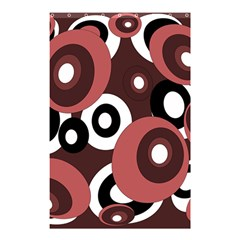 Decorative pattern Shower Curtain 48  x 72  (Small)