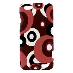 Decorative pattern HTC One V Hardshell Case