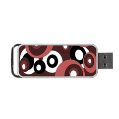 Decorative pattern Portable USB Flash (One Side)