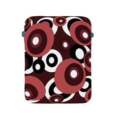 Decorative pattern Apple iPad 2/3/4 Protective Soft Cases