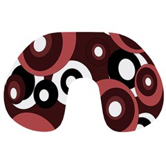 Decorative pattern Travel Neck Pillows