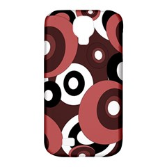 Decorative pattern Samsung Galaxy S4 Classic Hardshell Case (PC+Silicone)