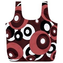 Decorative pattern Full Print Recycle Bags (L)