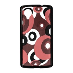 Decorative pattern Nexus 5 Case (Black)
