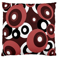 Decorative pattern Standard Flano Cushion Case (Two Sides)