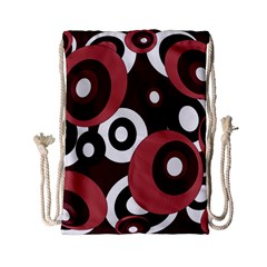 Decorative pattern Drawstring Bag (Small)