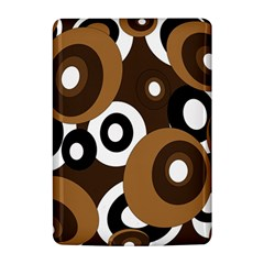Brown pattern Kindle 4