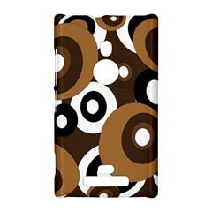 Brown pattern Nokia Lumia 925
