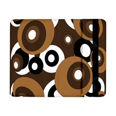 Brown pattern Samsung Galaxy Tab Pro 8.4  Flip Case