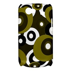 Green pattern Samsung Galaxy Nexus S i9020 Hardshell Case