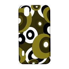 Green pattern LG Optimus P970