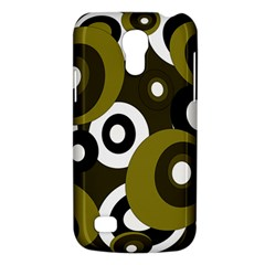 Green pattern Galaxy S4 Mini
