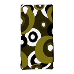 Green pattern Sony Xperia Z3
