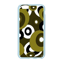 Green pattern Apple Seamless iPhone 6/6S Case (Color)