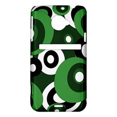 Green pattern HTC Evo 4G LTE Hardshell Case